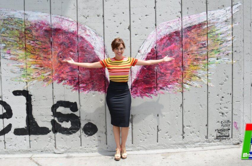 Los Ángeles California es su nuevo hogar Luz Estrada