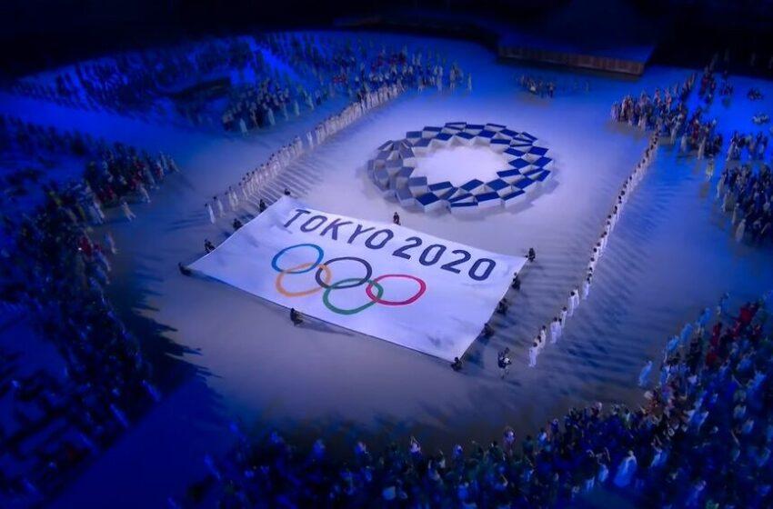 ¡Apertura de Los Juegos Olímpicos Tokio 2020!