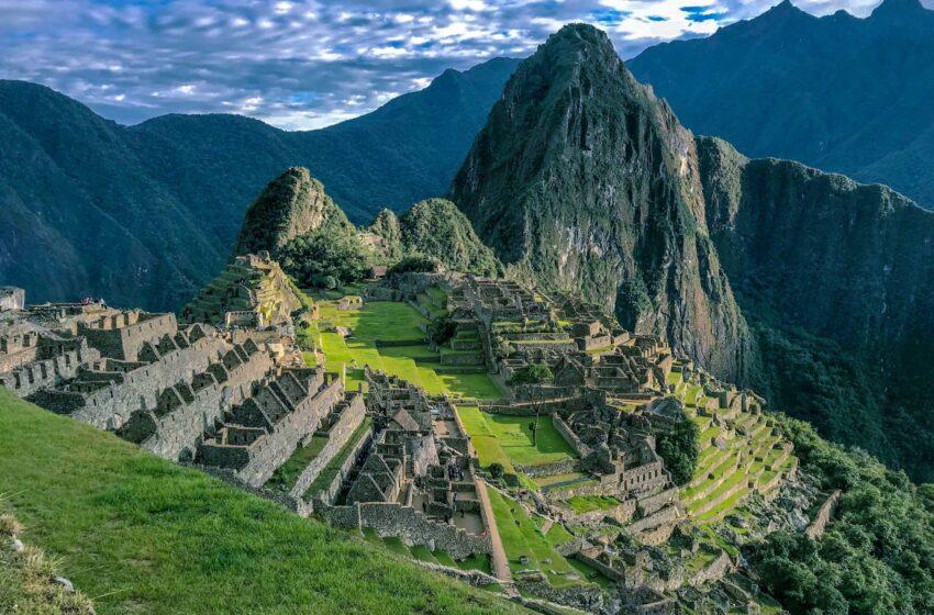En Machu Picchu se descubre que es más antiguo de lo que se pensaba