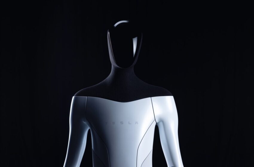 Elon Musk revela proyecto de robot humanoide